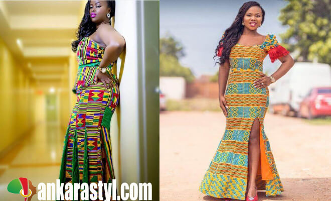 Best 35 Latest Kente Styles 2021 For Engagements