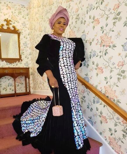 35 Best Aso Ebi Styles 2021 For Ladies With Unique Colors