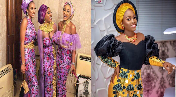35 Best Aso Ebi Styles 2020 For Ladies With Unique Colors