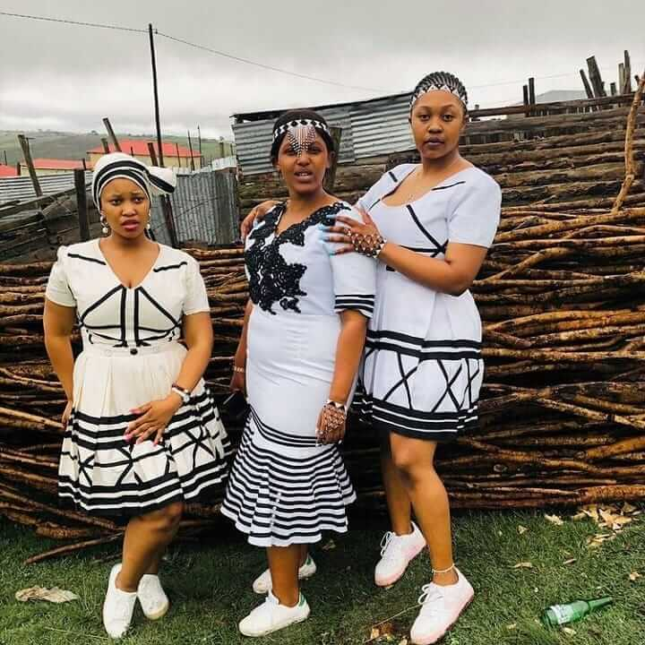 Traditional wedding Styles for all things African style
