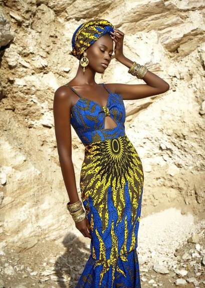 39+ Amazing African Traditional Dresses 2020 For Events