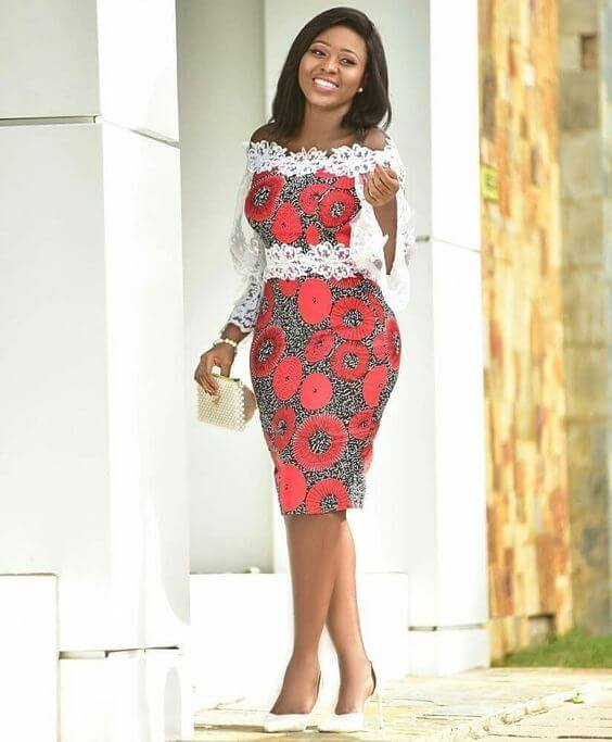 24 Best Ankara Short Gown Styles 2021 To Be Queen