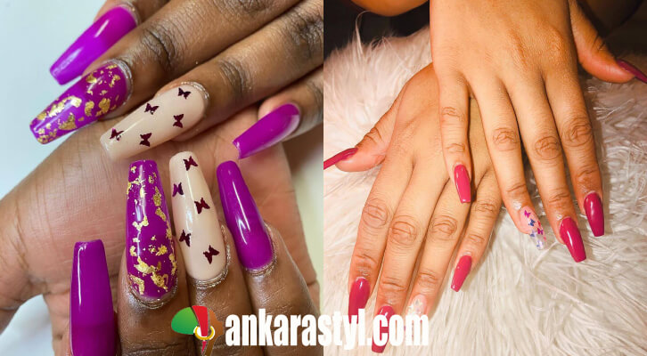 30+ Best Butterfly Nail Art 2020 With Ways To Do Manicure
