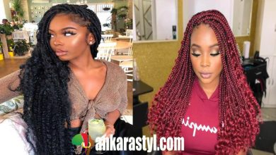 25 Easy Braids Hairstyles with Curls That Will Attract Beauty
