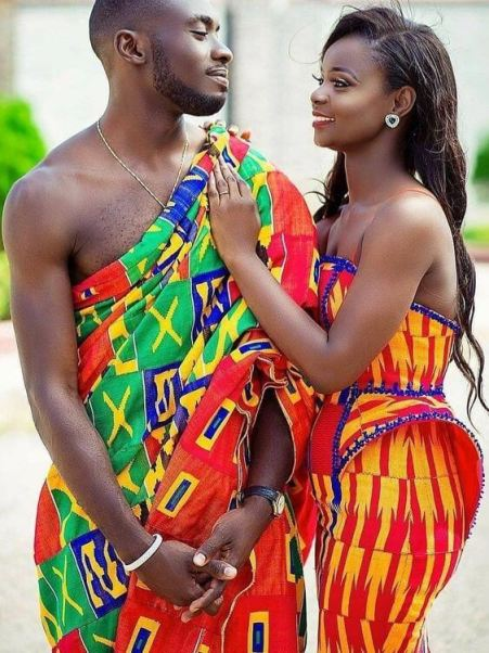 Best Ghanaian Kente Dresses 2020 For Dropping Inspiration