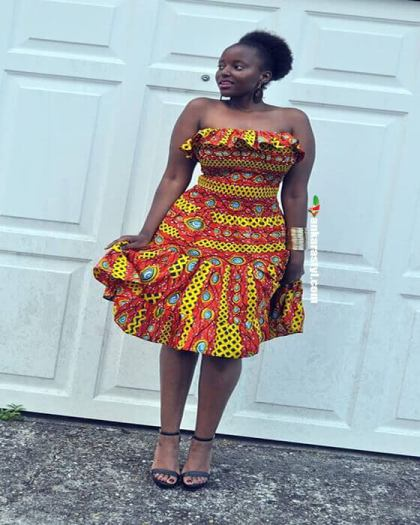 35 Perfect Kente Styles for Traditional Weddings 2020