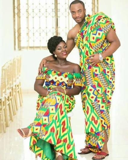 23 Best Ghanaian Traditional Wedding Dresses 2020 Form Kente