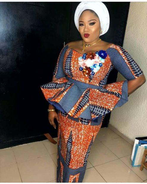 24 Latest Ankara Skirt And Blouse Styles 2020 For Best Look