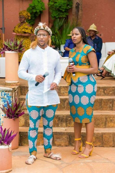 19 Latest Zulu Traditional Attire for Best Wedding In South Africa