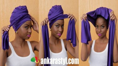 31 Best Ways To Tie African-Style Turban Head Wrap 2020