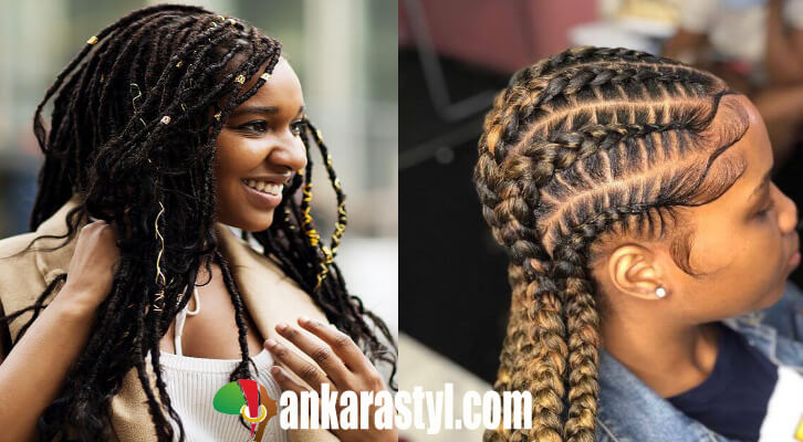 39 Trendy Braids Hairstyles for Black Girls to Copy Now