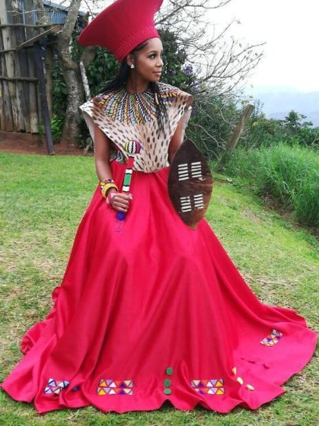 25 Best Zulu Traditional Wedding Dresses 2020 Trends In South Africa
