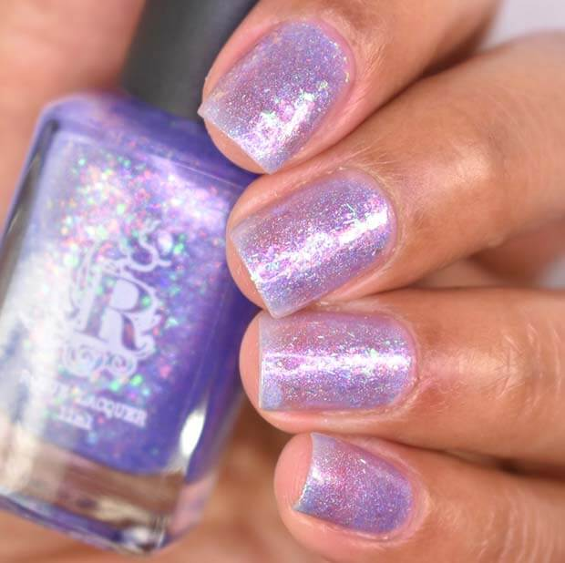 24 Perfect Unicorn Nails For Short Nails To Copy For Spring