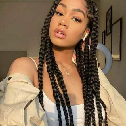Gorgeous Crochet Box Braids 2020 For Black Women