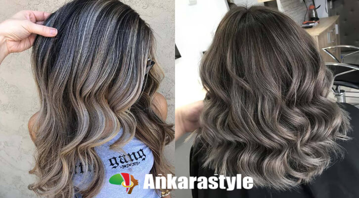 34 Amazing Ash Brown Hair Color Ideas To Copy In 2020