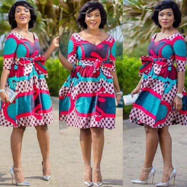 49 Super Stylish Ankara Gown Styles For African Fashion 2021