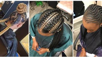 29 Amazing Feed In Braids Styles To Copy in 2020