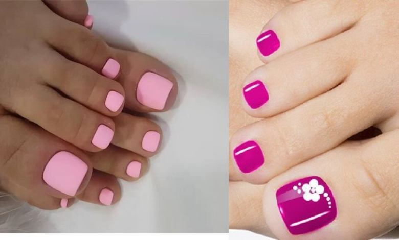 Elegant French Toenails Ideas to Best Try at Home