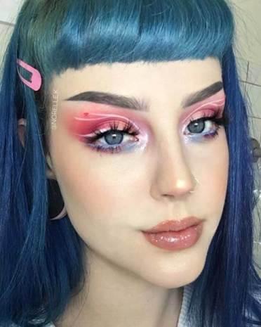 21 Cute Mystical Halloween Makeup 2020 You will Love