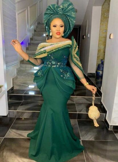 Hot Owambe Styles For Lady