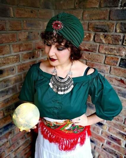 Cute Gypsy Costume