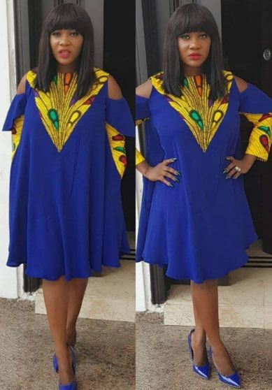 23 Awesome And Unique Ankara Styles 2020 for Ladies For Celebrity