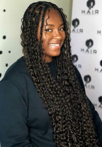 46 Black Braided Hairstyles 2021