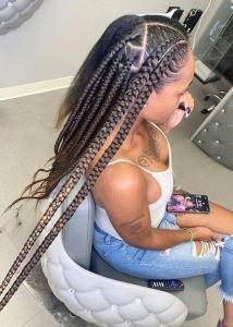 How long do lemonade braids take?