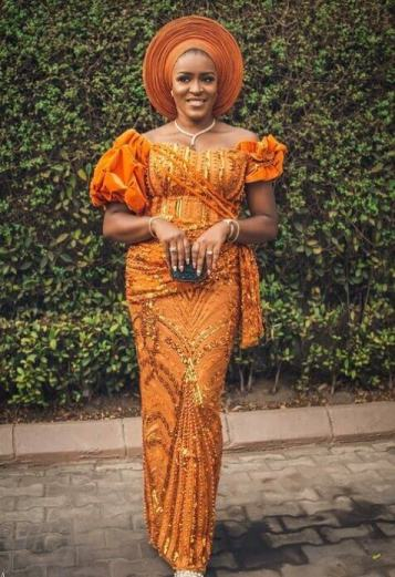 21 Latest Aso Ebi Styles 2021 To Be The Best Now