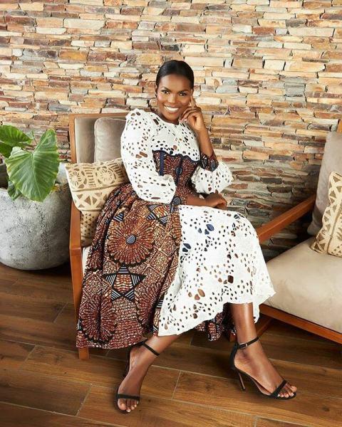 Ankara fabrics for Ladies