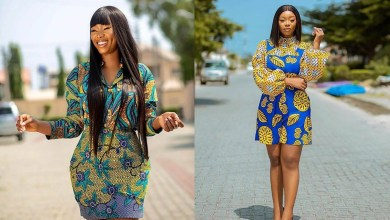 20+ Ankara Dresses Designs That Are Awesome To Wear Now