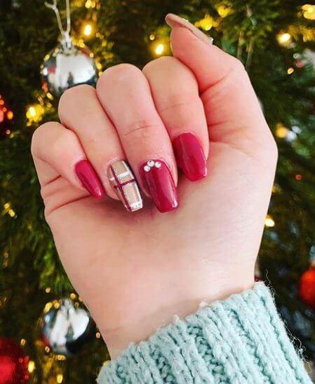 Christmas Decorations Nails