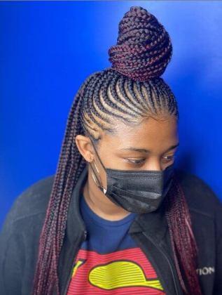 23 Latest Fulani Braids 2021 Awesome For Black Girls