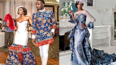 30 Trendy Ankara Wedding Dresses 2021 To Copy Now