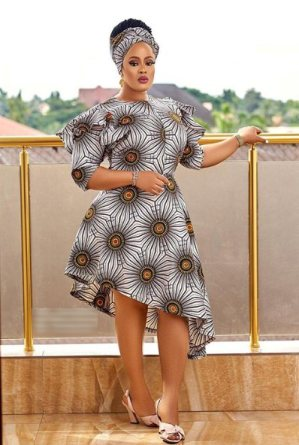 35 Unique Ankara Styles 2021 With Awesome African Dresses