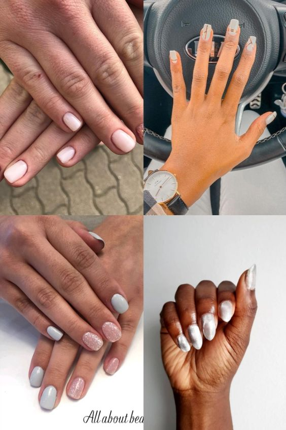 26+ Perfect Velvet Nails Trends 2021 To DIY Now