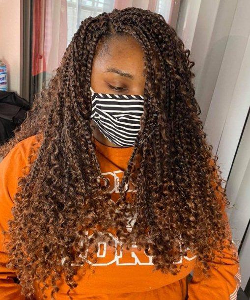 Crochet Afro Braids