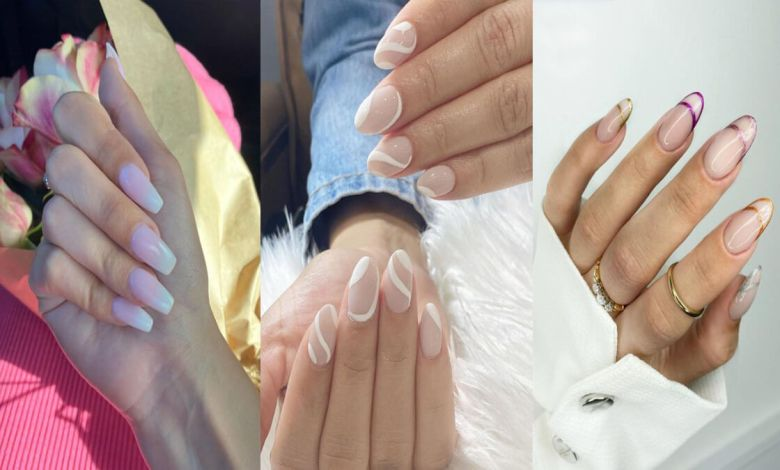 21 Awesome Nude Ombre Nails for March 2021