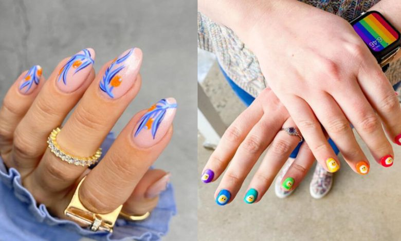 22 Awesome Easter Nail Designs 2021 To Wear Now