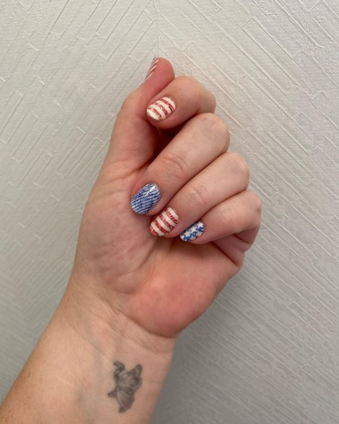 Independence Day Nails Ideas