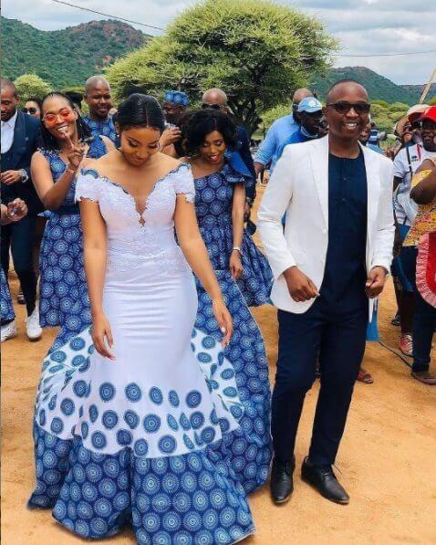 Best Shweshwe Dresses ideas