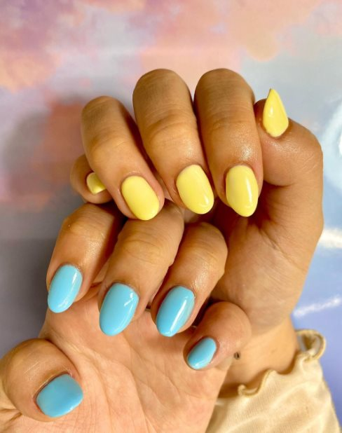 Mix And Match Designs Nail Ideas