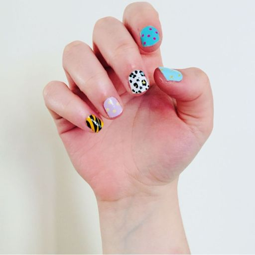 Back-to-school Ciate nails