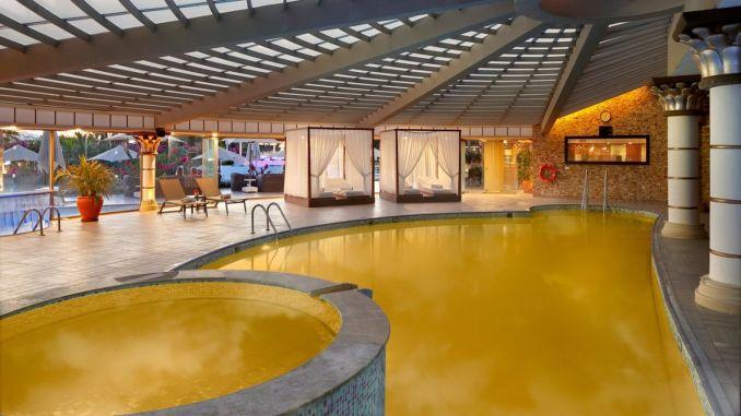 Bodrum'un En Zengin Mineralli Kaplıcı Suyu Sianji Well-Being Resort Kaplıca'da!