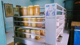 Verkauf ayurvedischer Medizin