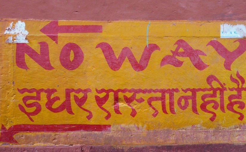 Varanasi und die Toten