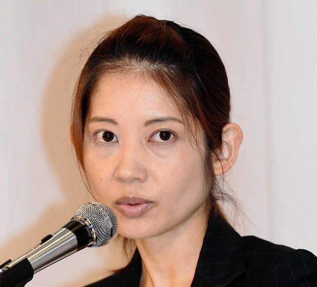 大渕愛子氏 1歳長女が転んでけが…右目の上の傷は…/デイリースポーツ online