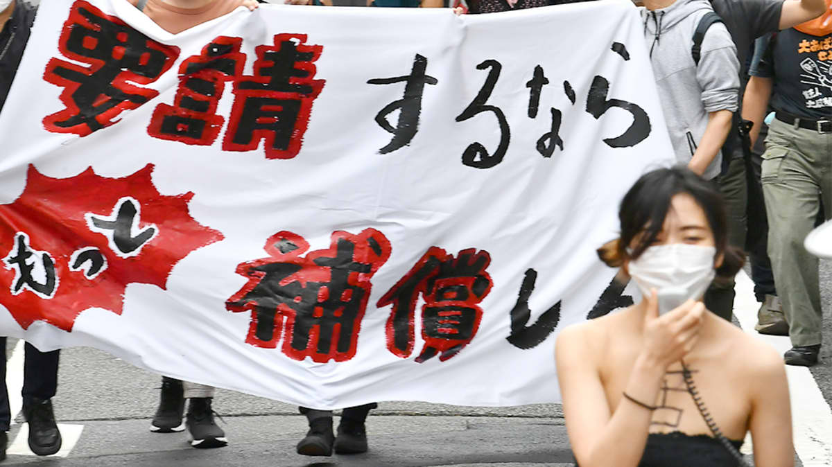 新聞・テレビが報じない、若者たちの「安倍ヤメロ!」大合唱デモ | FRIDAYデジタル