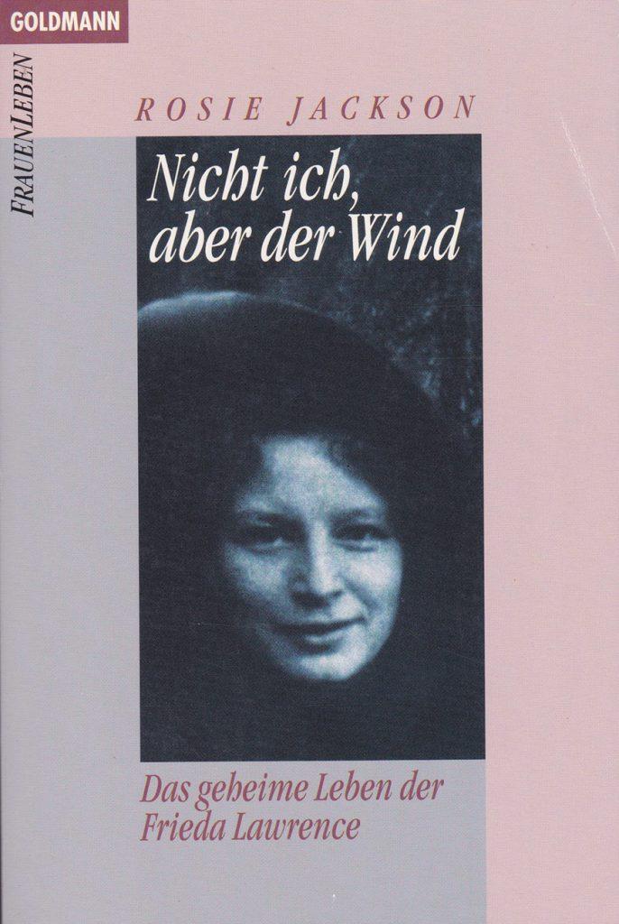 Frieda Lawrence Biographie