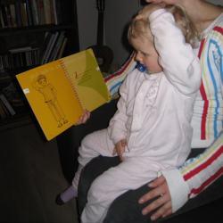 Kind strömt mit Luca von Ilse Fraisl 2